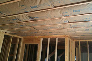 Troutman Insulation Installation