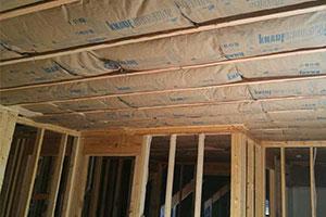 Mooresville Insulation Installation