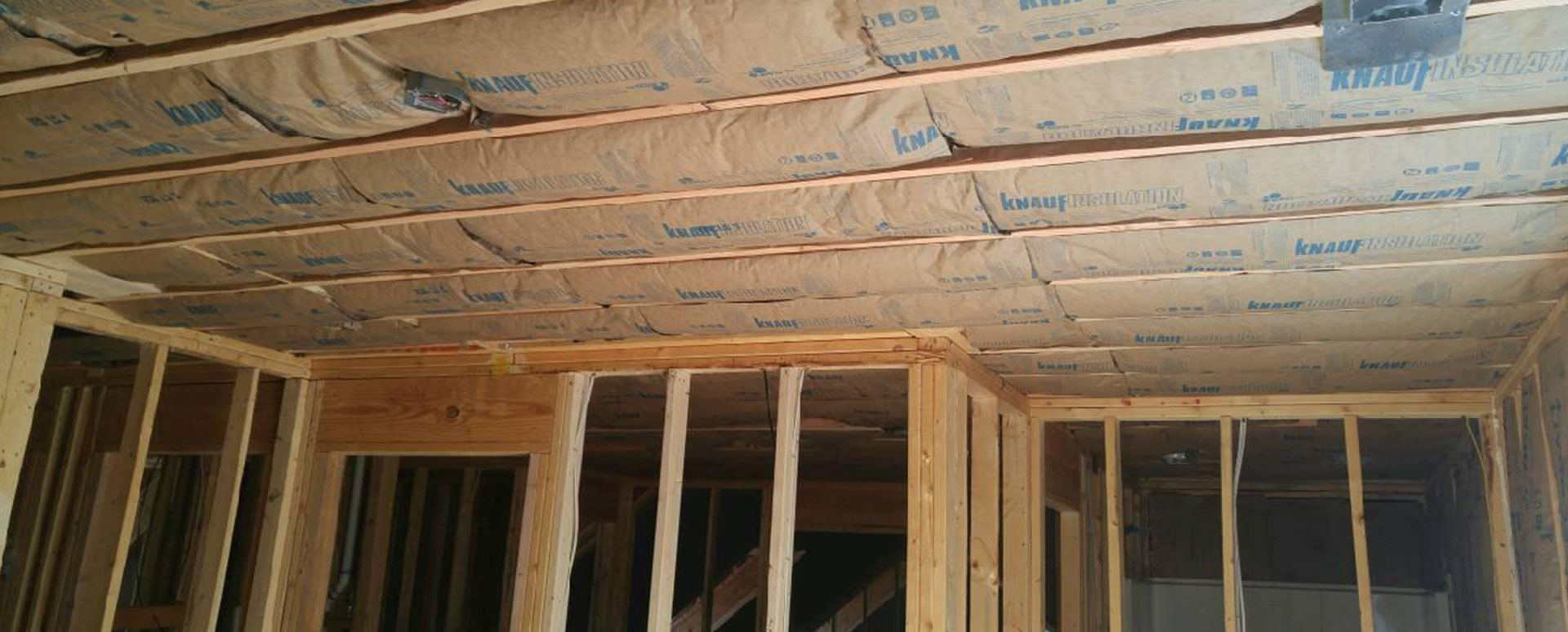 Home Mooresville Insulation Concealed Crawlspaces And